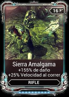 Sierra Amalgama