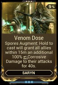VenomDoseMod