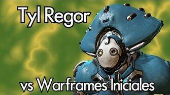 Warframe Asesinato Solo, Tyl regor (Excalibur, Mag, Volt y yapa)