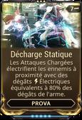 Décharge Statique