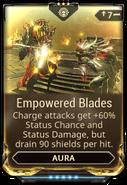 Empowered Blades
