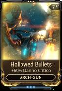 Hollowed Bullets