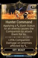 Hunter Command