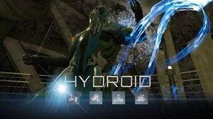 Warframe Hydroid