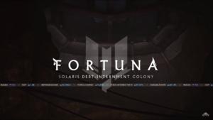 FortunaSplashScreen