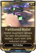 PartitionedMalletMod