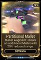 PartitionedMalletMod
