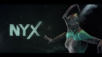 Perfil de Warframe - Nyx