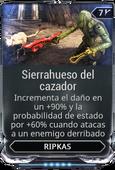 Sierrahueso del cazador