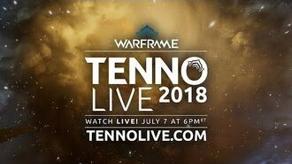 TennoLIVE from TennoCon 2018-1