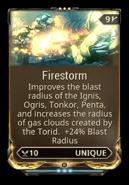 FirestormOld