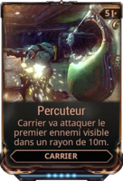 Percuteur