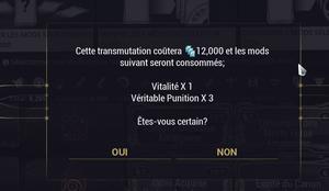 Transmutation ValidBox