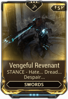 Vengeful Revenant Warframe Wiki Fandom Powered By Wikia
