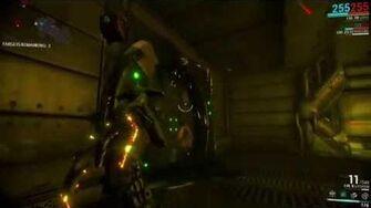 Warframe - Saturn - Calypso - Capture -PS4 Gameplay HD-