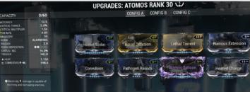 Atomos Build