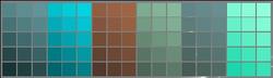 Ki'Teer Palette