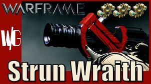 STRUN WRAITH (fun) BUILD - Warframe 3 Forma - Update 17