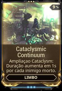 CataclysmicContinuum