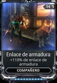 Enlace de armadura