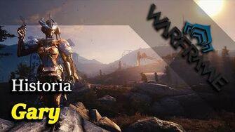 Historia Warframe - Gara