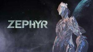 Perfil de Warframe - Zephyr