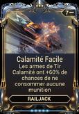 Calamité Facile