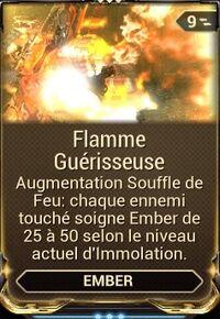 Flamme Guérisseuse