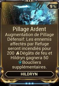 Pillage Ardent