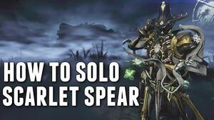 Warframe HOW TO SOLO SCARLET SPEAR EVENT ALL 17 CONDRIX & 5 MUREX