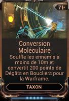 Conversion Moléculaire