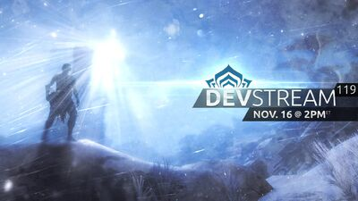 Devstream 119 banner