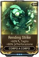 Rending Strike