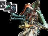 Warframe-Paket: Jägerin