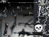 Day of the Dead Skins