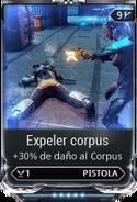 Expeler corpus
