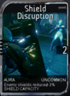 Shield Disruption Aura