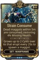 Strain Consume