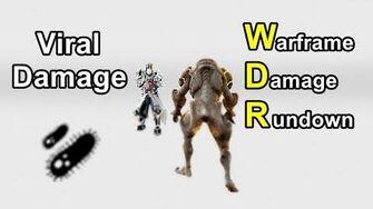WDR 13 Viral Damage (Warframe)