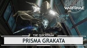 Warframe Prisma Grakata, It's Meausuring Time! - 6 Forma thequickdraw