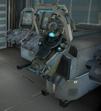 Терминал ввода данных миссии Диверсия