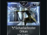 Scharlachroter Orkan