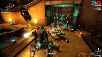 Warframe - Sedna - Scylla - Spy -PS4 Gameplay HD-