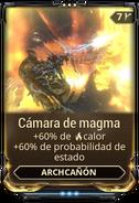 Cámara de magma