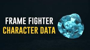 Frame Fighter Character Data & Poster Reward (Warframe)