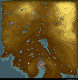 POE map