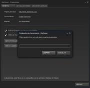 Parámetros de lanzamiento en Steam - Warframe