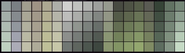 Décomposition Palette