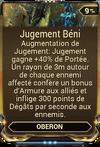 Jugement Béni