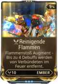 Mod Conclave ReinigendeFlammen